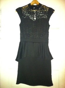 Dress from: TJ Maxx - One Clothing - $19.99