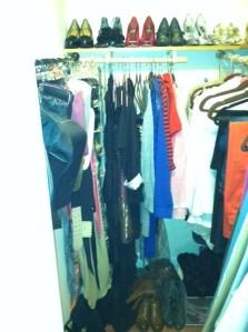2013 01 07 Closet update - clean closet