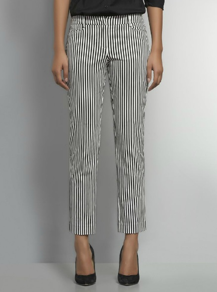 Photo courtesy of: http://www.nyandcompany.com/nyco/prod/Apparel/New-Arrivals/Pants/The-7th-Avenue-Slim-Ankle-Pant-Black-White-Stripe