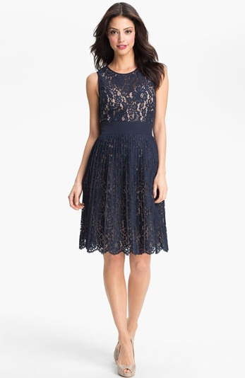 Photo courtesy of: (http://shop.nordstrom.com/S/eliza-j-lace-fit-flare-dress/3403510?origin=keywordsearch&contextualcategoryid=0&fashionColor=&resultback=4814&pprd=0