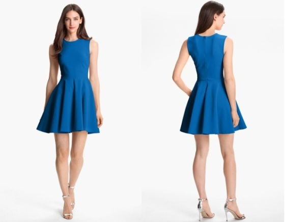 Nordstrom - Jeannie Fit & Flair Dress - Item #647758