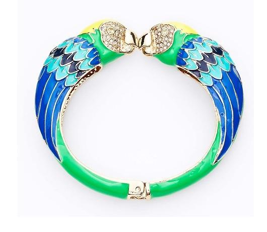 Ann Taylor Love Birds bracelet