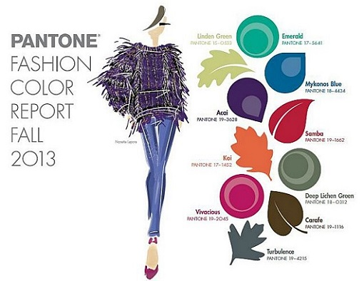 Pantone Fashion Color Report Fall 2013 510px